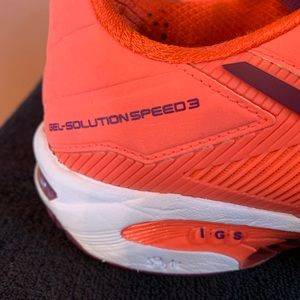 Asics Shoes - ASICS Gel Solution Speed 3 Women's Tennis shoe